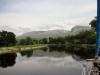 Kanal bei Corpach