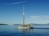 Schönes Boot bei Oban