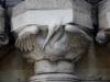 St. Pelikanus, Heiliger der Personen, die grosse Mengen Fisch auf einmal schlucken können