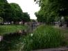 Kanal durch Dublin