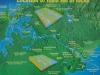 Der Panama Kanal und die neuen Schleusen, die gerade gebaut werden.