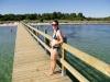 Ja, hier kann man baden gehen - Karibik an der Ostsee!