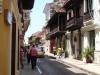 Cartagenas schöne Altstadt