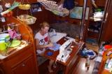 Nina und die Nähmaschine