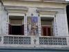 Fassade in ägypitschem Stil
