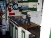 Kombuese II - mit manueller Wasserpumpe!